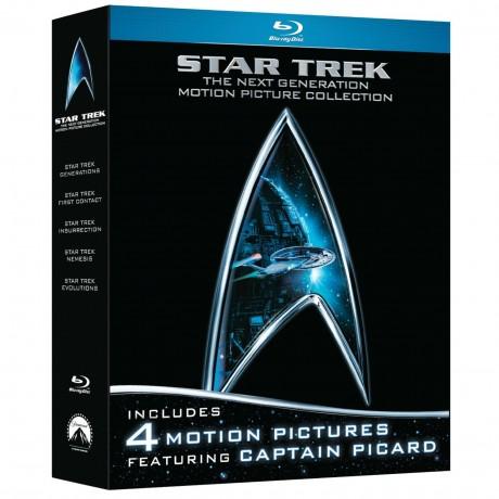 Star Trek Blu-ray 5-Disc Collection