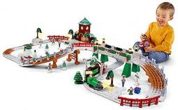 Fisher-Price Christmas Train Set