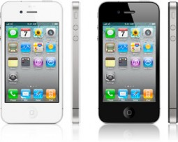 iPhone 4S 16GB w/ $100 Gift Card