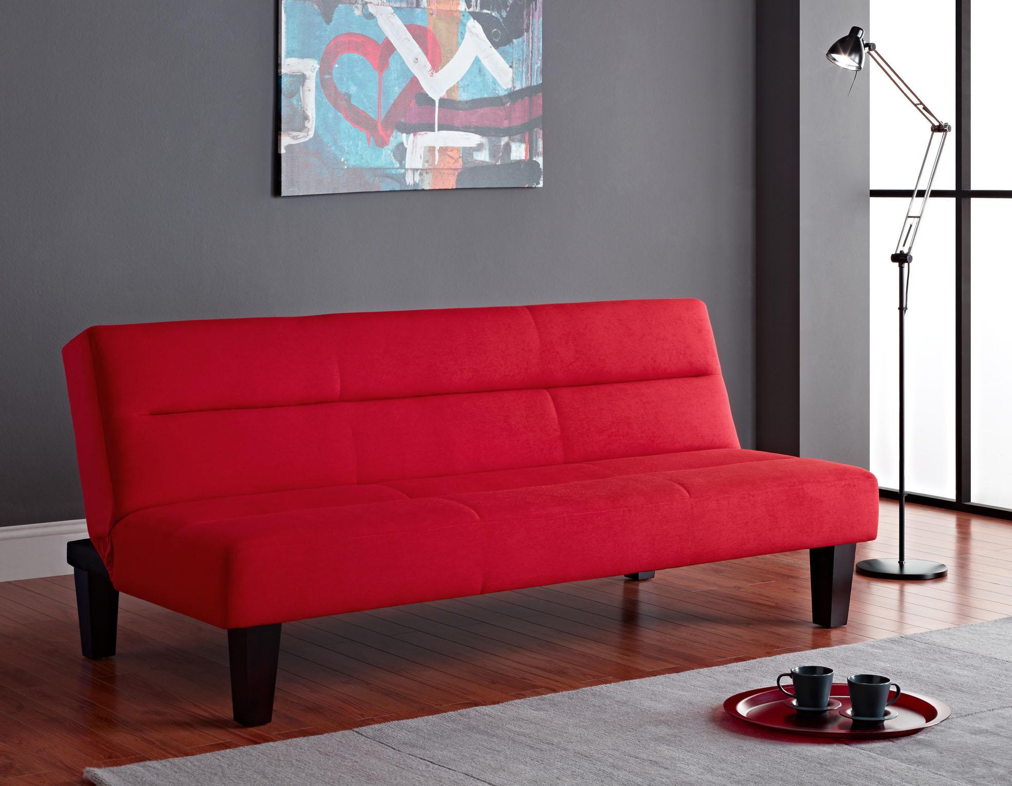 $99 - Kebo Futon Sofa Bed - Super Deal Box | Super Deal Box