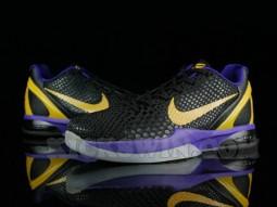 Nike Zoom Kobe VI Basketball Shoes