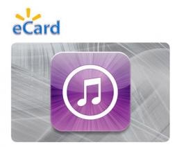 Apple iTunes $100 eGift Card